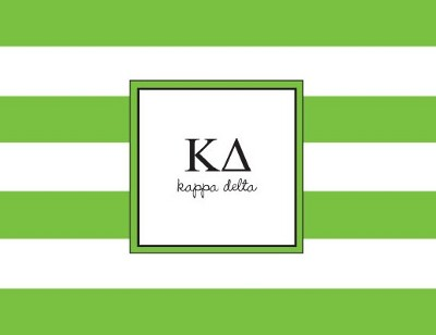 eastern illinois university kappa delta letters project